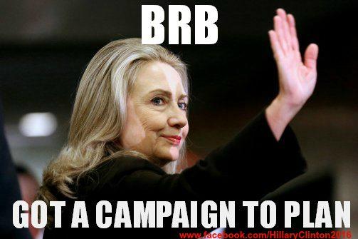 Hillary Clinton BRB - 01-30-13
