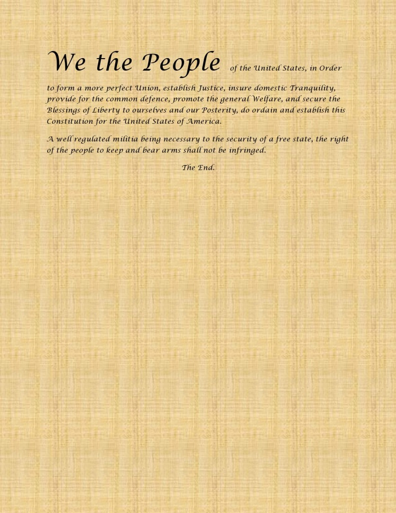 NRA Constitution 01-04-13