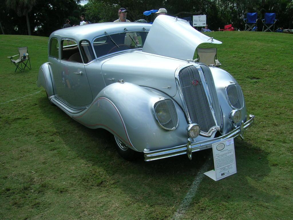 1947 Panhard