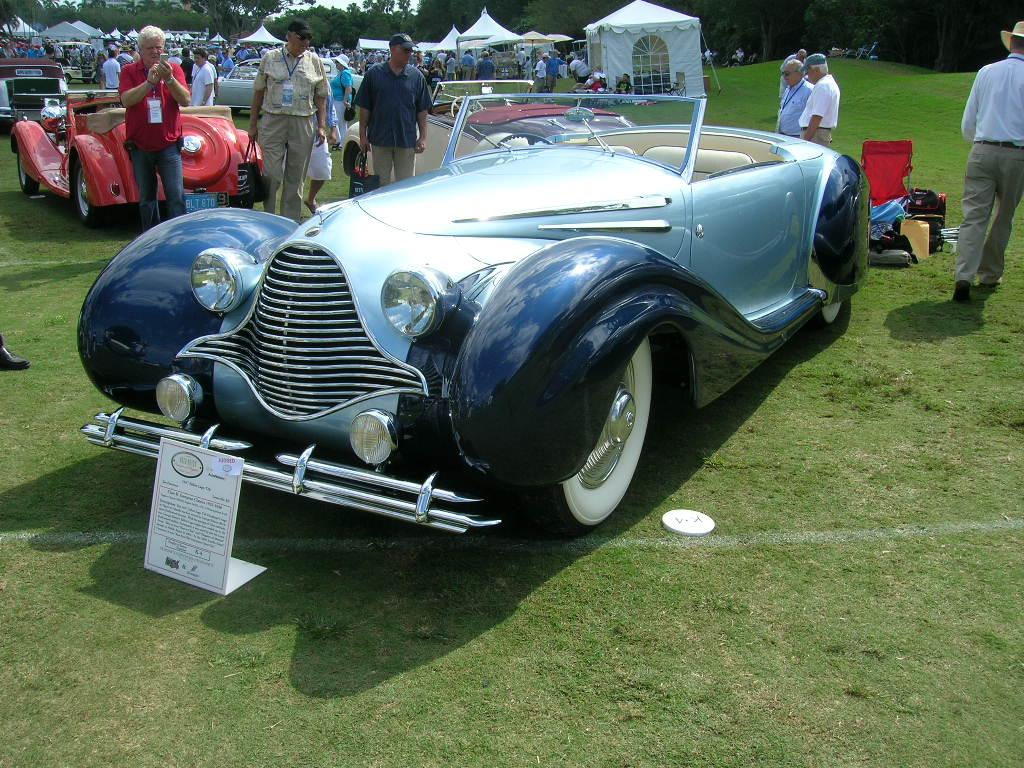 1947 Talbot Lago