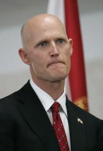 Gov. Rick Scott 05-08-11