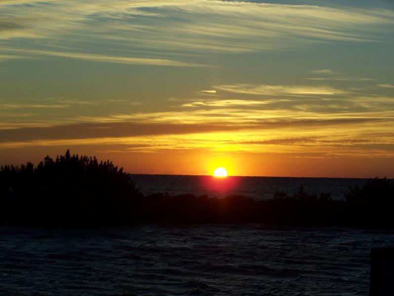 Keys sunrise 03-25-13