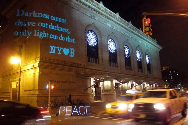 New York Loves Boston 04-16-13