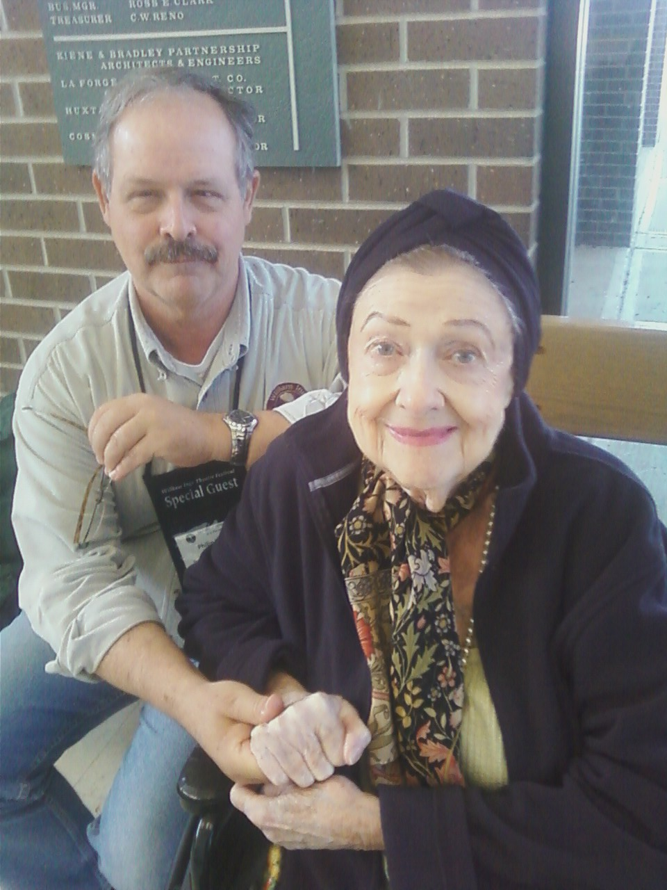 PMW with Elizabeth Wilson 05-03-13