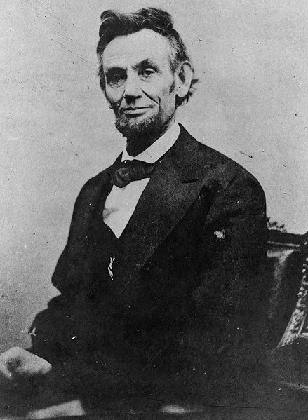 Abraham Lincoln - April 10, 1865