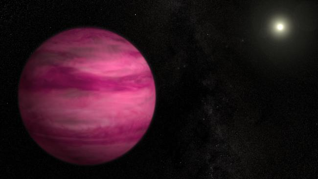 Pink Planet 08-11-13