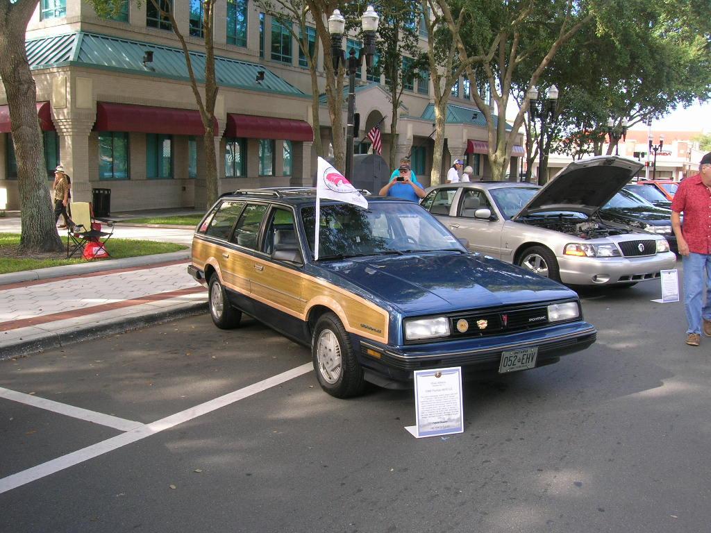 1988 Pontiac 6000 LE Safari