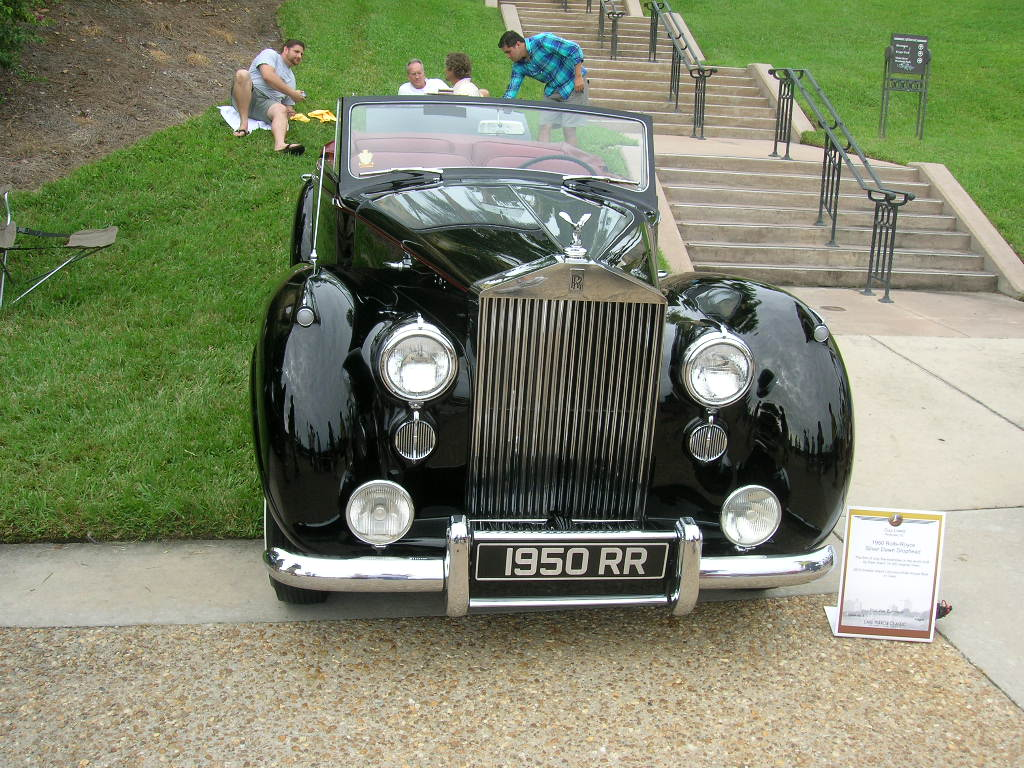 1950 Rolls Royce - one of only seven built