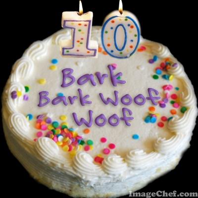 BBWW 10th Birthday Cake