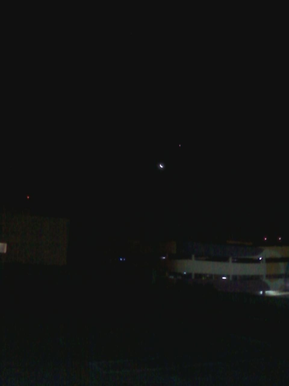 Moon & Venus 02-26-14