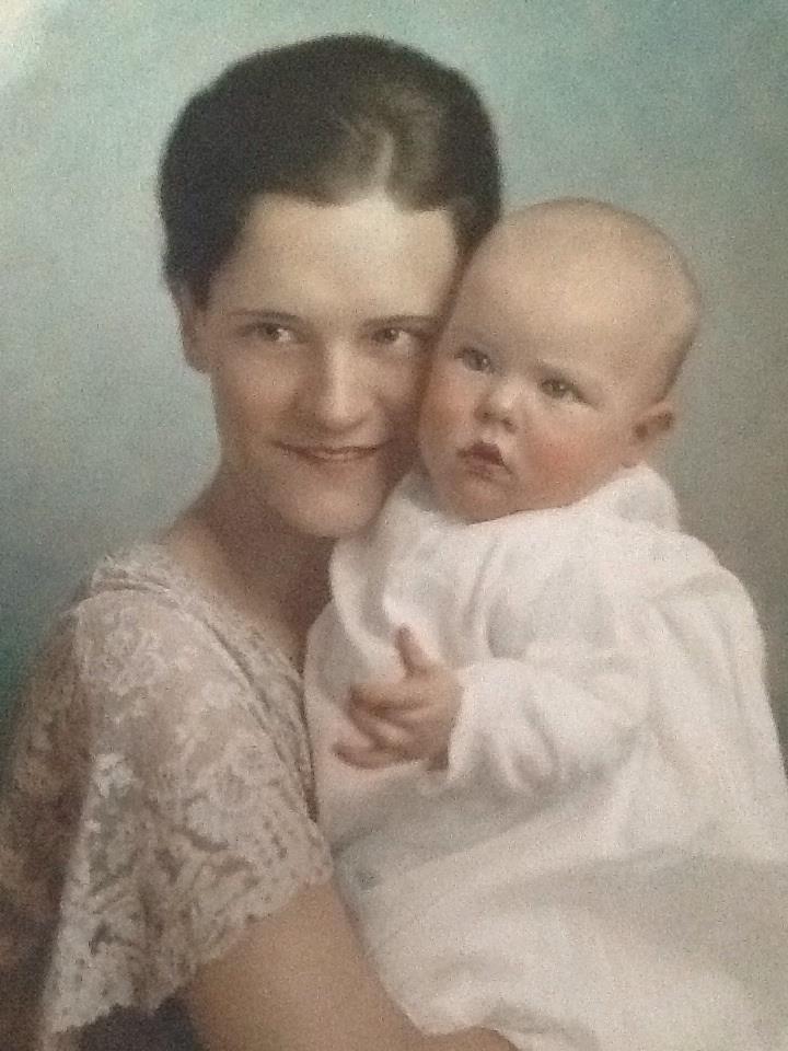Lola and Nancy 1929