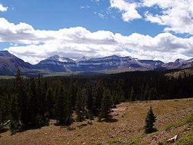 Uinta Mountains 06-09-14