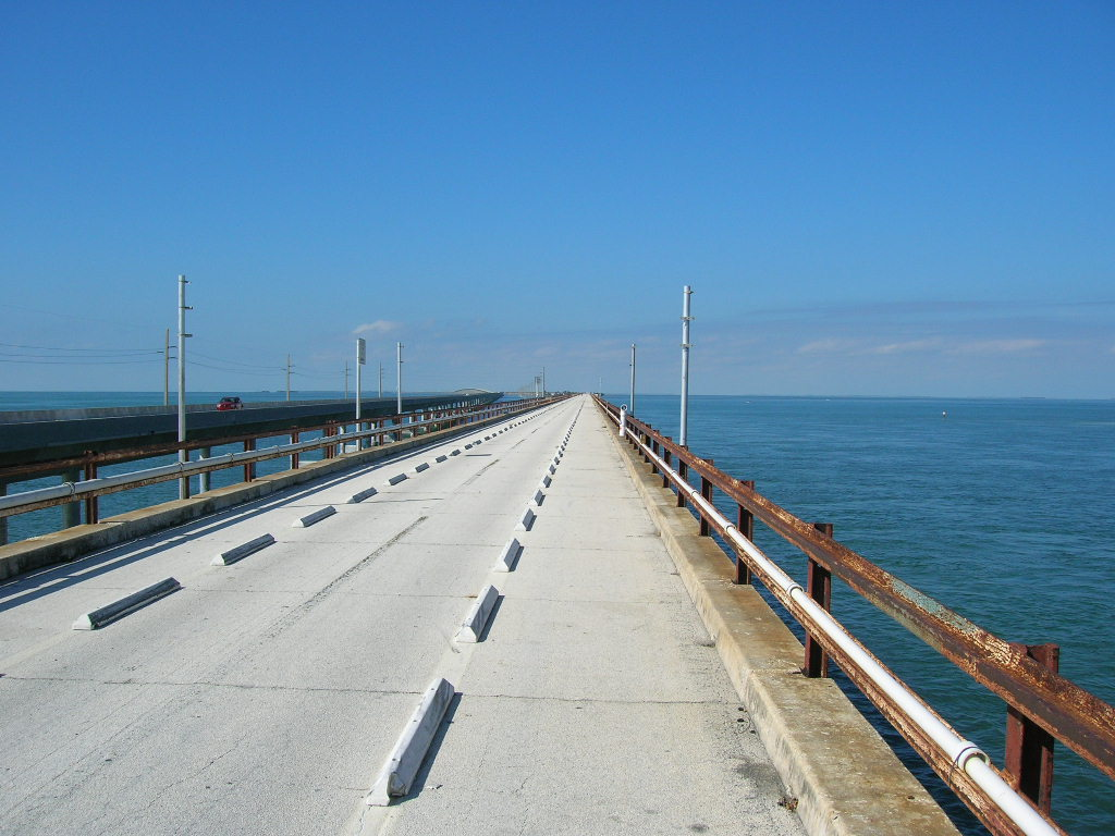 1 Old Seven Mile Bridge