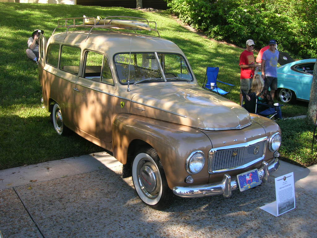 1958 Volvo.