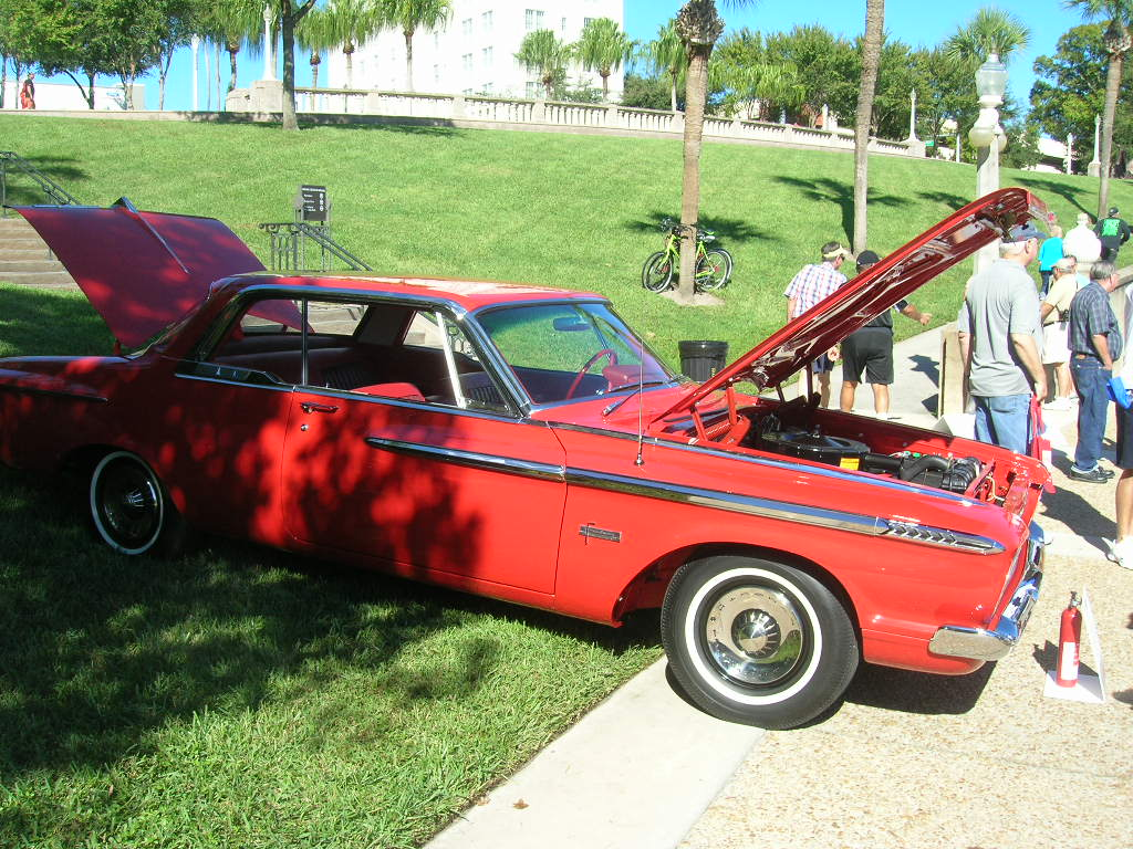 1962 Plymouth Fury.