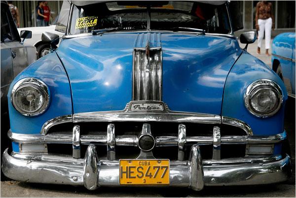 Cuban Pontiac