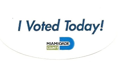 Voted 10-25-08