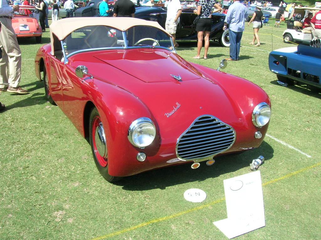 1948 Vauxhall Zimmerli.