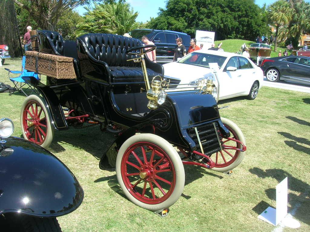 1903 Cadillac.