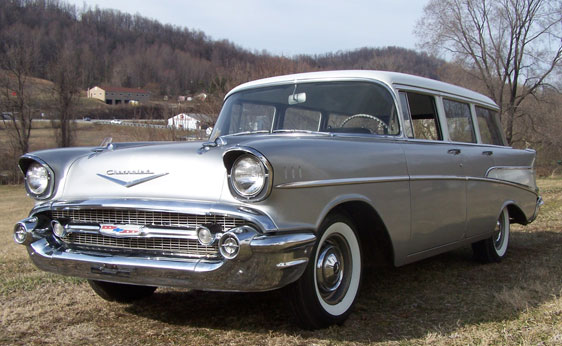1957 Chevrolet 210 station wagon 02-19-15