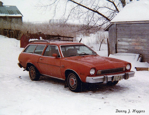 1974 Ford Pinto wagon