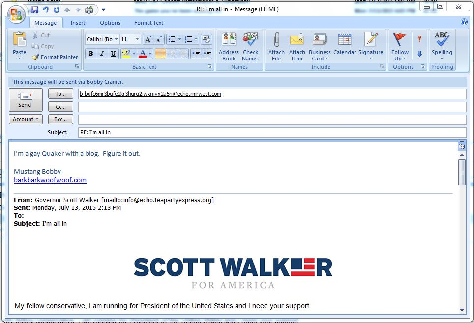 Scott Walker Reply 07-13-15