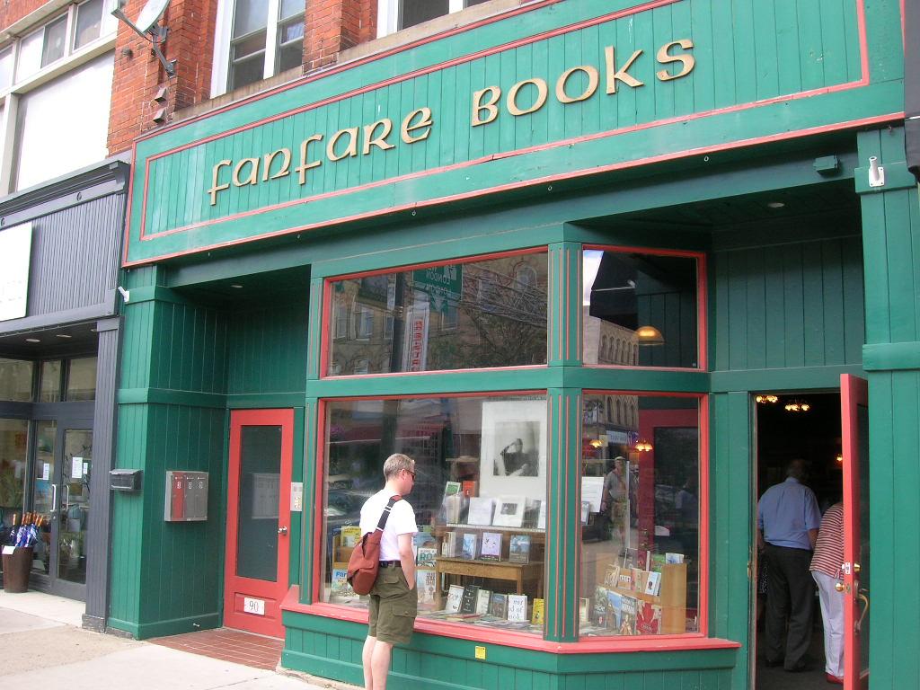 012 Fanfare Books