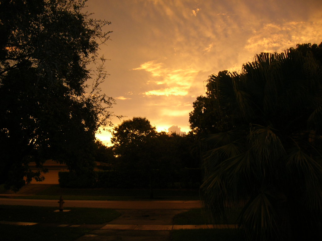 Red Sky at Morning 08-30-15