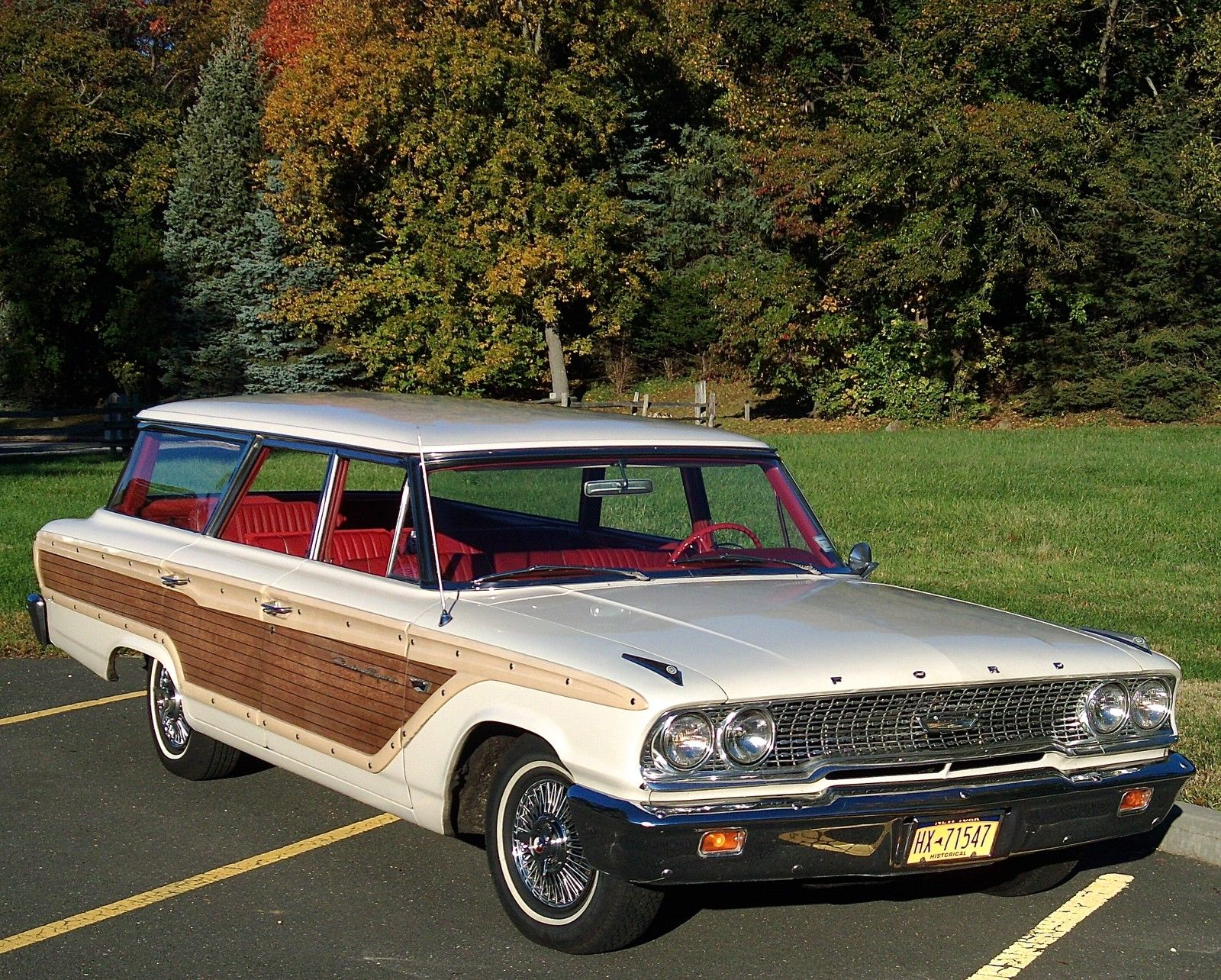 1963 Ford Country Squire 09-15-15