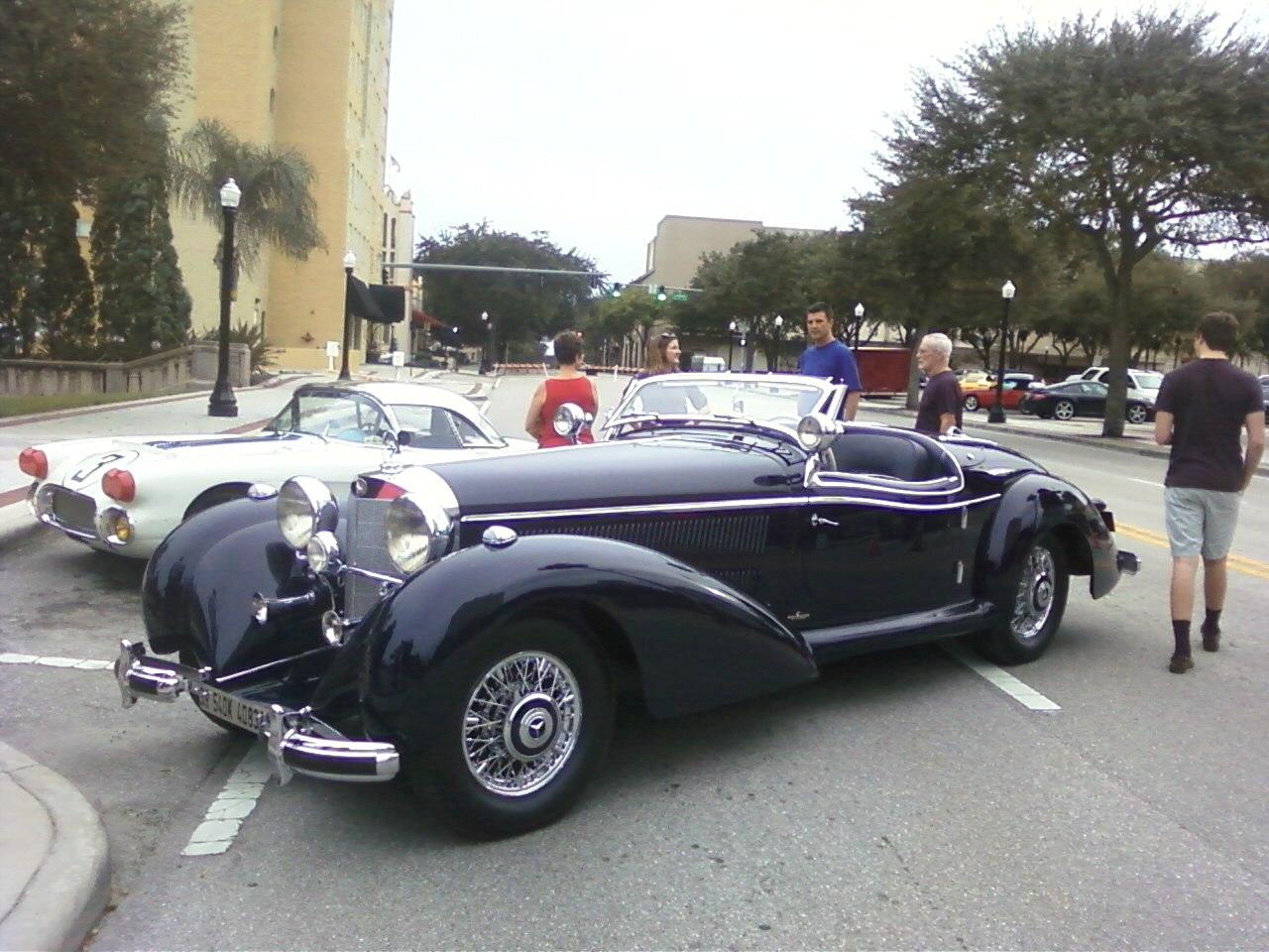 1001 1939 Mercedes 560K