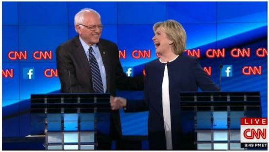 Debate Handshake 10-14-15