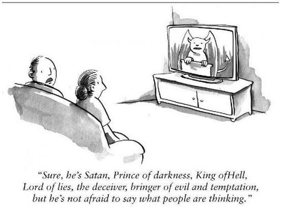 Satan - New Yorker 01-13-16