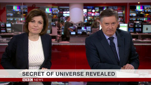 Secert of the Universe BBC 02-12-16