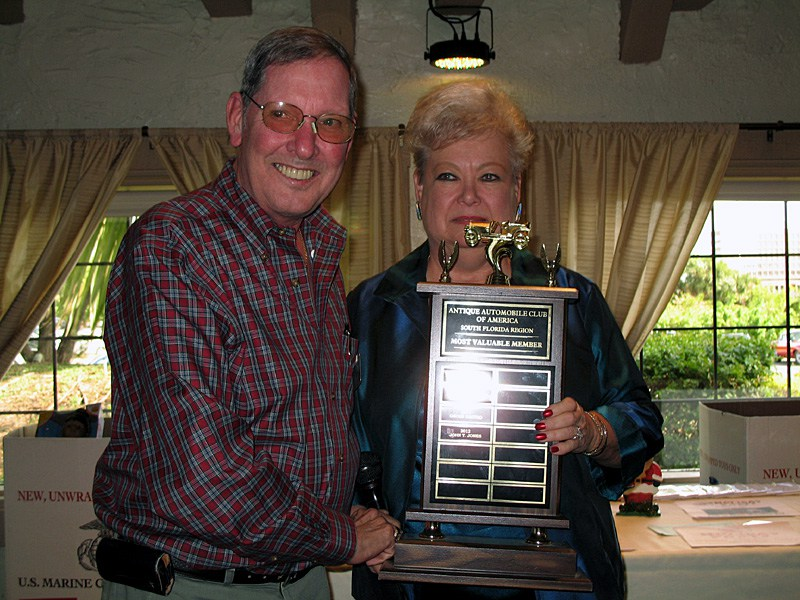 John Jones Member-of-the-Year-Recog 2012 03-05-16