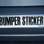 bumper sticker bumpersticker 03-05-16