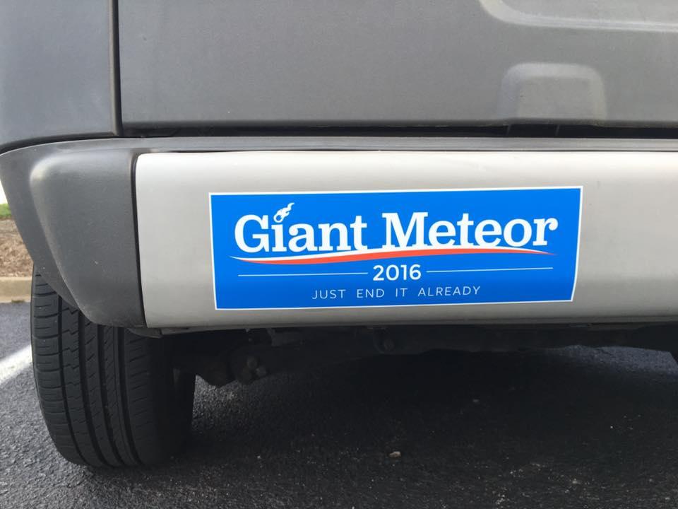 Giant Meteor 05-31-16